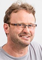 Frank Domke ist Maler bei der VGW Schwäbisch Gmünd