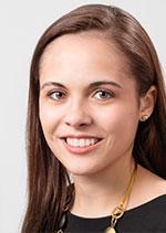 Johanna Geist arbeitet in der WEG-Hausverwaltung der VGW Schwäbisch Gmünd