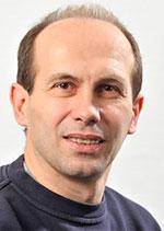 Erich Kühnhofer arbeitet als Schreiner bei der VGW Schwäbisch Gmünd