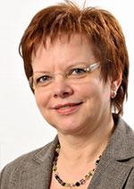 Regine Mathes arbeitet in der Buchhaltung der VGW Schwäbisch Gmünd