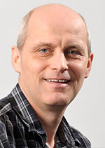 Jürgen Nagel arbeitet in der Technik bei der VGW Schwäbisch Gmünd