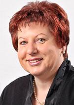 Renate Reichl ist in der Allgemeinen Verwaltung der VGW Schwäbisch Gmünd