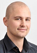 Fabian Schmid arbeitet in der WEG-Verwaltung der VGW Schwäbisch Gmünd