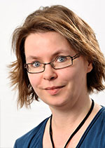 Birgit Schneider ist Sozialdienstemaklerin bei der VGW Schwäbisch Gmünd