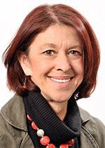 Ursula Thorausch arbeitet in der Hausverwaltung der VGW Schwäbisch Gmünd