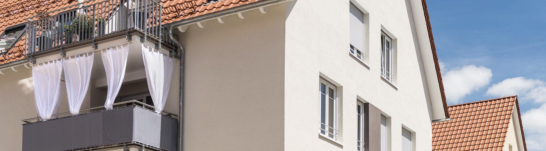 Eigentumswohnungen der Wohnungsbaugesellschaft Schwäbisch Gmünd