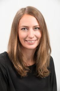 Anneka Erath arbeitet in der Wohneigentumsverwaltung der VGW Schwäbisch Gmünd