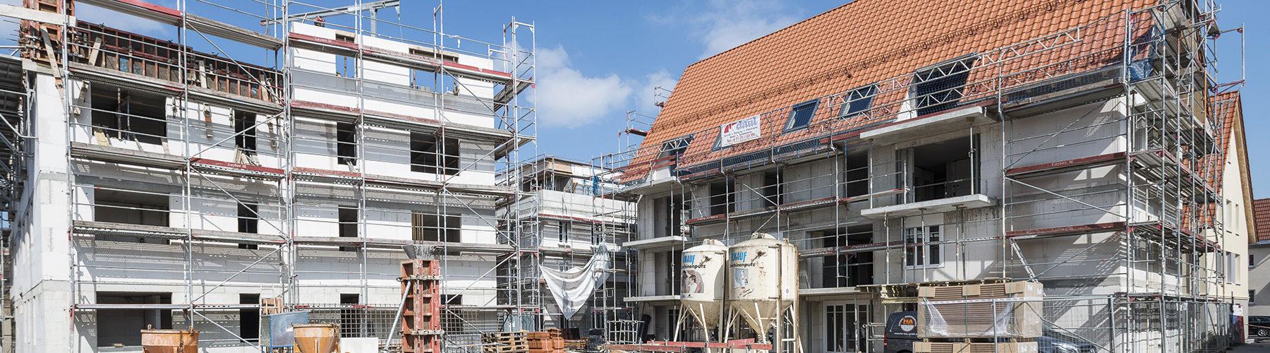 Bauprojekte der VGW Schwäbisch Gmünd