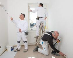 Unser Maler-Team