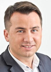 Yakup Arik arbeitet in der Hausverwaltung der VGW Schwäbisch Gmünd
