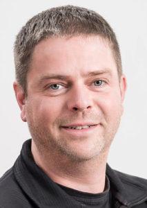Sven Keicher arbeitet im Regiebetrieb Aussenanlagen der VGW Schwäbisch Gmünd