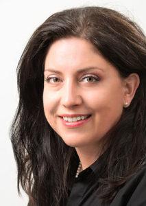 Stefanie Strobel arbeitet in der Mietverwaltung der VGW Schwäbisch Gmünd