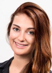 Jana Dangelmaier arbeitet im Verkauf bei der VGW Schwäbisch Gmünd