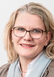 Kathrin Kausche arbeitet in der Wohneigentumsverwaltung der VGW Schwäbisch Gmünd